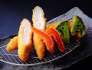 Chicken Fillet Cutlet Set