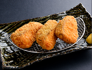 Deep Fried Salmon Zen