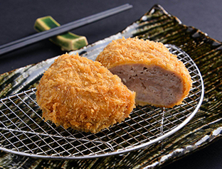 Minced Meat Cutlet Zen