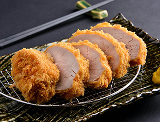 Pork Fillet Cutlet Zen