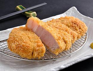 Pork Loin Cutlet Zen