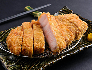 Premium Mentaiko Pork Loin Cutlet