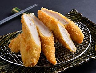 Sasami-katsu (Chicken Fillet Cutlet) (3pcs) Zen